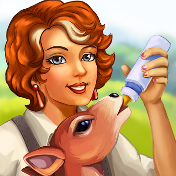Jane's Farm: farming game - grow fruit & plants