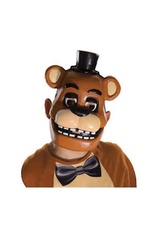 Mask, Freddy