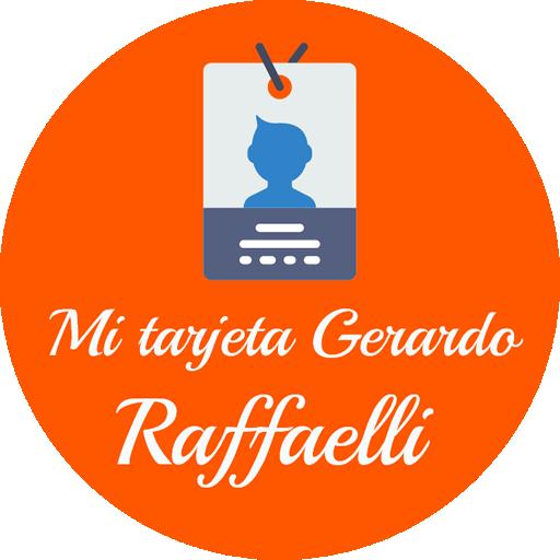 Mi Tarjeta Gerardo Raffaelli