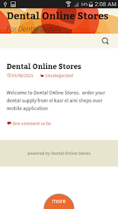 Dental Online Stores screenshot 0