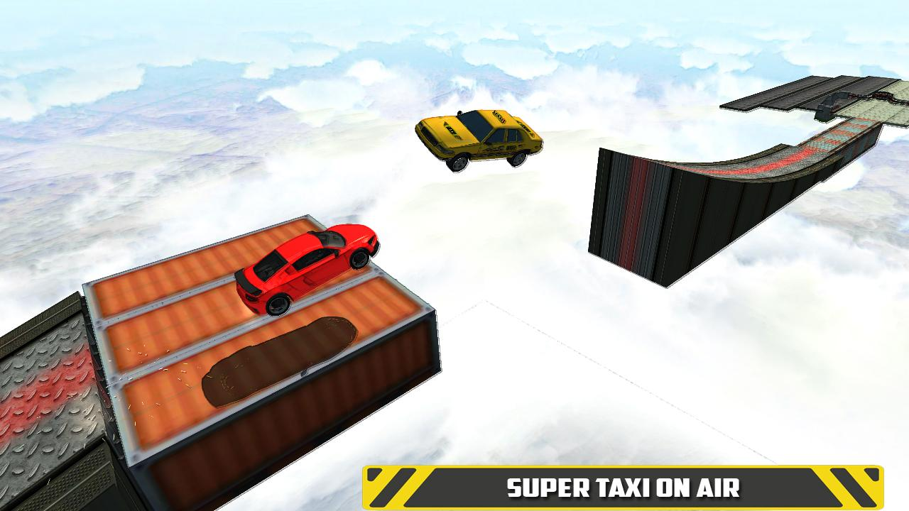 Impossible Taxi Ride- screenshot