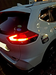 エクストレイル T32 2018年 20X  2WDのカスタム事例画像 なーおさんの2018年12月11日06:34の投稿