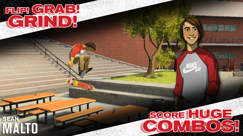 Transworld Endless Skater v1.35 [Mod Money/Ad-Free]