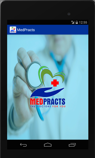 MedPracts- screenshot