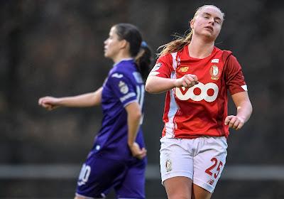 Super League: reprise manquée pour le Standard Femina, Anderlecht creuse encore