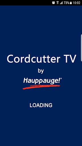 Hauppauge myTV 1.0.18092015 screenshots 1