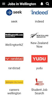 Jobs in Wellington Screenshot