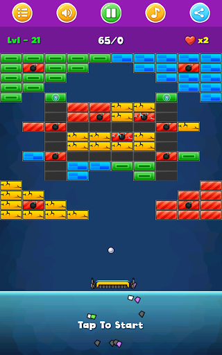 Super Brick Breaker apktram screenshots 19