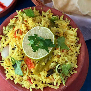 Green Peas Biryani Recipes