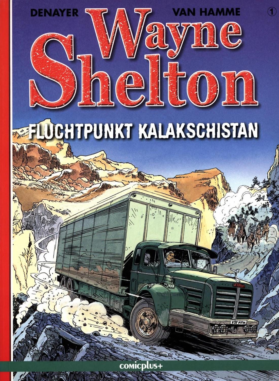 Wayne Shelton (2002) - komplett