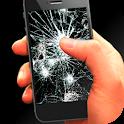 Broken Screen Finger joke icon
