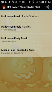 Halloween Music Radio Stations - Android Apps on Google Play