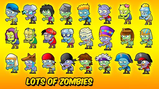 Zombies vs Basketball: A Survival Game screenshot 12