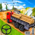 Offroad Transport Truck Driving Simulator icon
