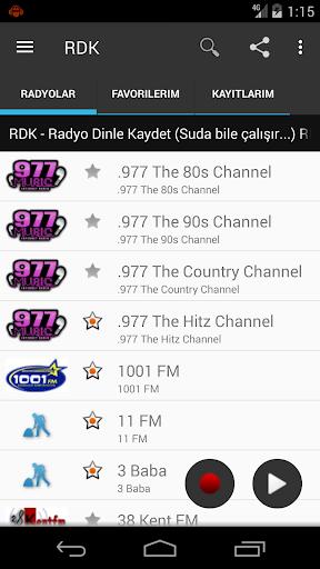 Radio Listen Record – RDK v19 (Pro) APK | ApkMagic