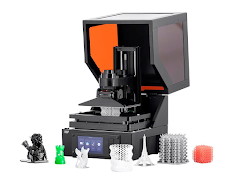 Monoprice MP Mini SLA UV LCD Resin 3D Printer