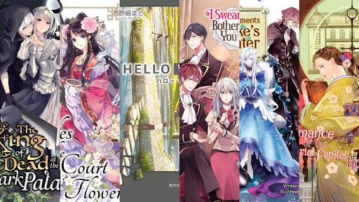 Light Novel Debuts for May 2021