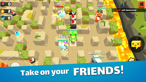 Battle Bombers Arena screenshot 1
