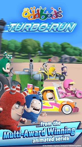 Oddbods Turbo Run 1.4.0 screenshots 1