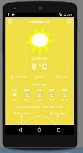 Algeria Weather screenshot 4