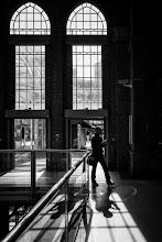 Photo: London #24 - Liverpool Street station...  #street #streetphotography #shootthestreet  #blackandwhite #blackandwhitephotography #bw #monochrome #london