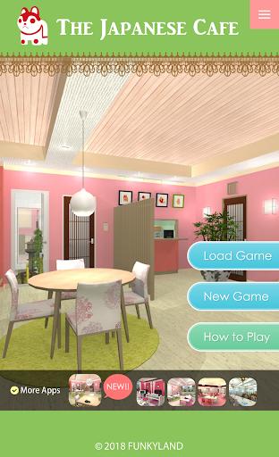 Escape a Japanese Cafe 1.1 screenshots 9