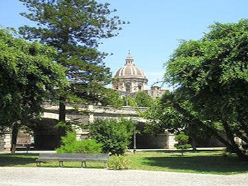 verde pubblico a Catania, villa Pacini