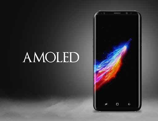 Black Wallpaper Amoled Dark Background Blackify App Report