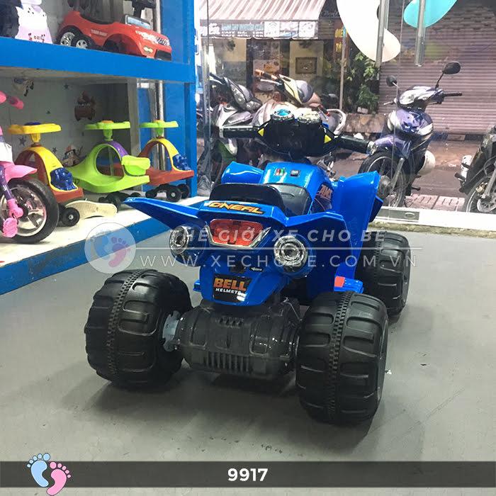 Xe moto điện trẻ em 9917 10