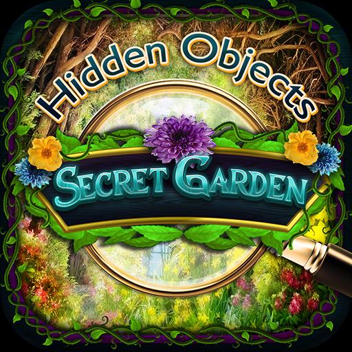 Hidden Objects - Secret Garden