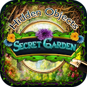 Hidden Objects - Secret Garden