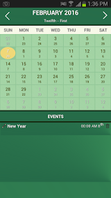 Korean ⇌ English Calendar Apk Download Free for PC, smart TV