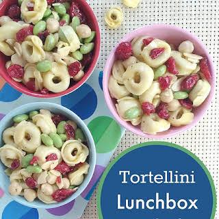 Lunchbox Tortellini Salad.