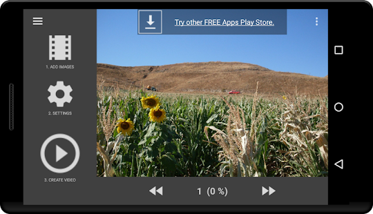 Images To Video (Time Lapse)- screenshot thumbnail