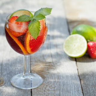 Easy Red Sangria.