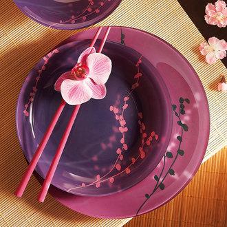 "Photo: Assiette plate ""Kashima"""