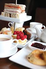 Photo: Afternoon Tea at Maison Talbooth