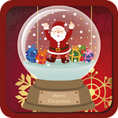 Magic Christmas ball