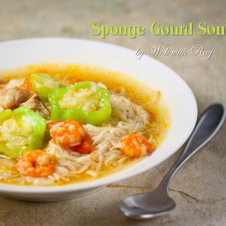 Sponge Gourd (Patola) Soup