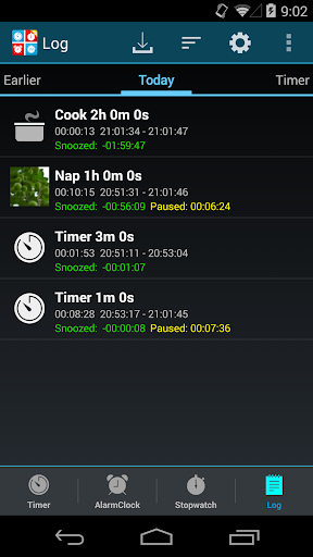 Timers4Me screenshot 4
