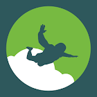 Virtual Reality 360º Skydive icon
