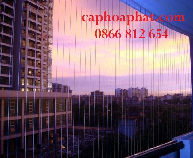 ban công chung cư cao tầng