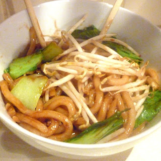 Vegetarian Hokkien Noodles Recipes.