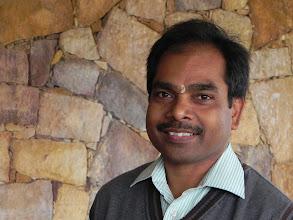 Photo: Dr. Satya Mahapatra, Director, IHS