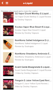 eCig Directory UK screenshot 2