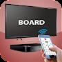 TV Remote For T-Board