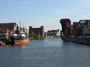 Photo: Stadthafen in Gdansk
