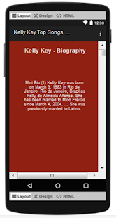 Kelly Key Top Songs & Hits Lyrics. - náhled