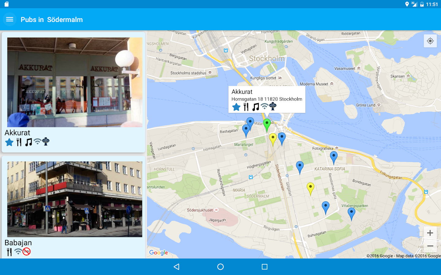 Beer Guide Stockholm- screenshot