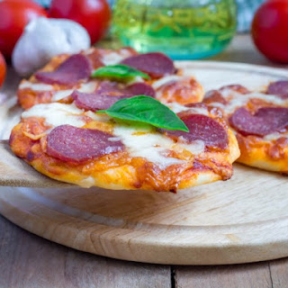 Pizza Topping Microwave Recipes